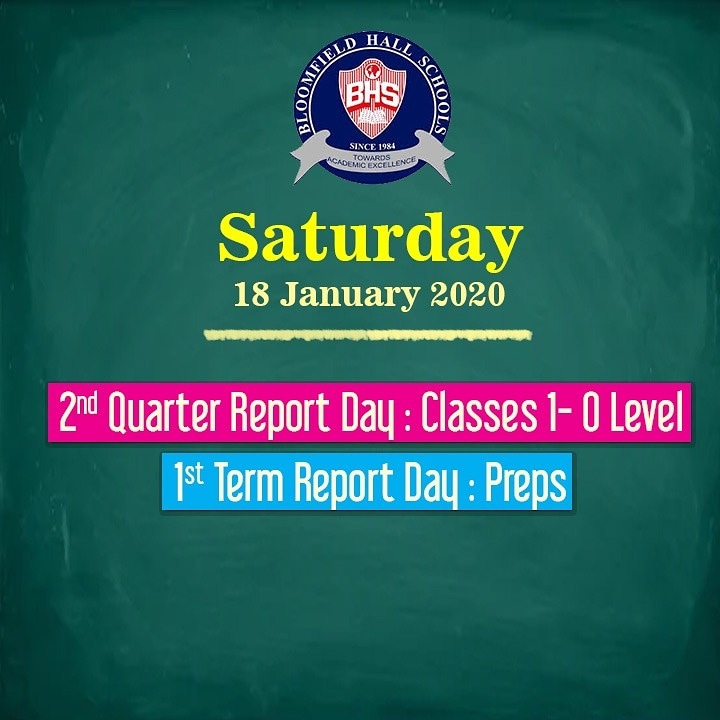 Important Notice #ReportDay #BloomfieldHallSchoolsCantt #Multan #Olevel #preppic.twitter.com/leqnSMCfdV
