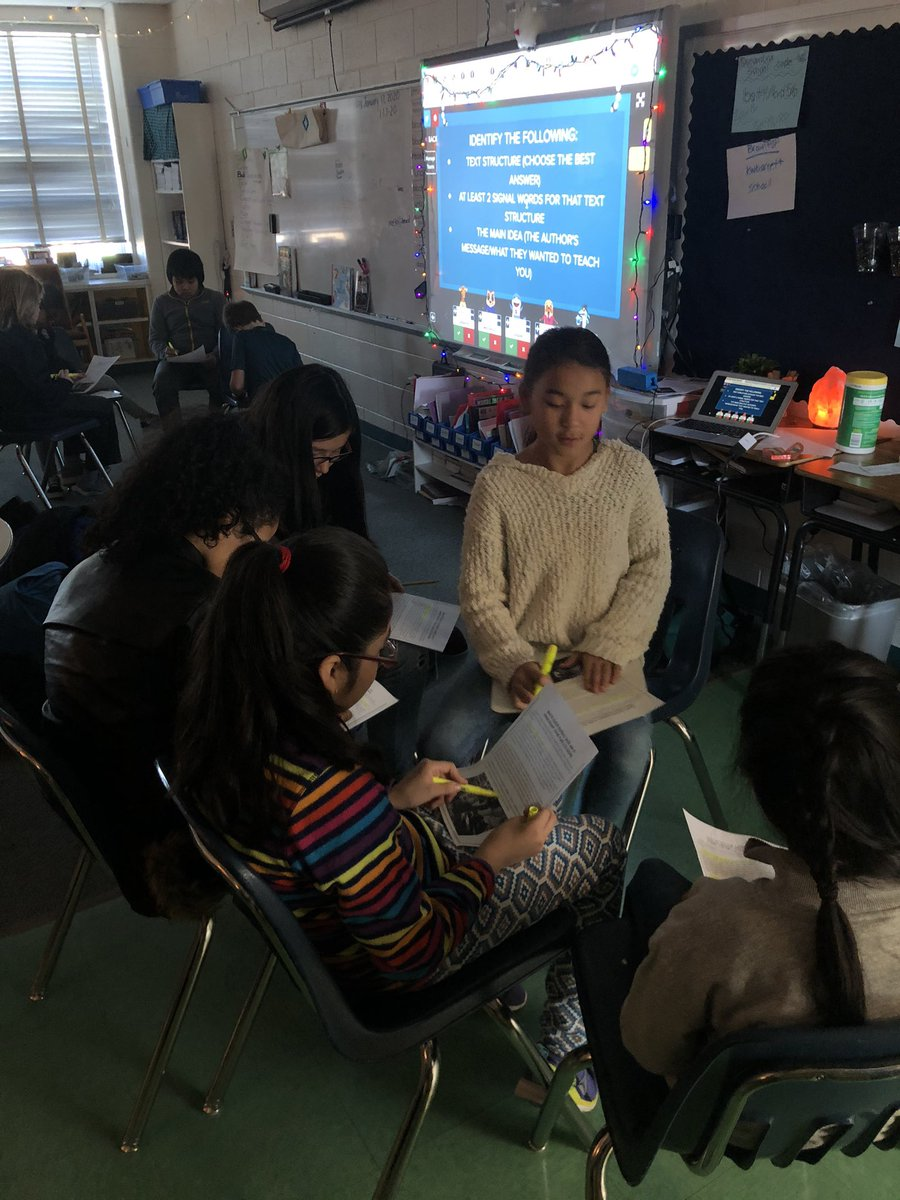 """The tension is high as teams work together to identify the correct text structure, signal words, and main idea during the """"Final Factile"""" round of our Jeopardy game <a target='_blank' href='http://twitter.com/BarrettAPS'>@BarrettAPS</a> <a target='_blank' href='http://search.twitter.com/search?q=kwbpride'><a target='_blank' href='https://twitter.com/hashtag/kwbpride?src=hash'>#kwbpride</a></a> <a target='_blank' href='http://twitter.com/playfactile'>@playfactile</a> <a target='_blank' href='https://t.co/1jfYKpNZGG'>https://t.co/1jfYKpNZGG</a>"""