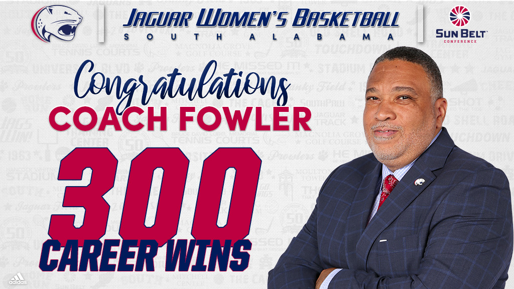 3️⃣0️⃣0️⃣ career wins ‼️ @Tfowl24 #HumbleAndHungry | #JagNation