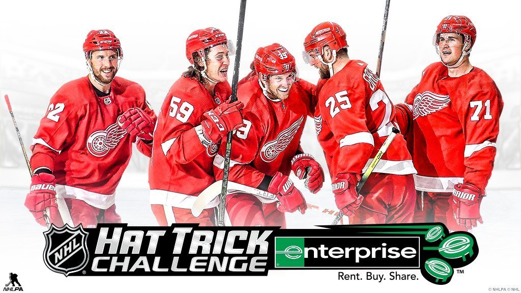 Win big in the #NHLHatTrickChallenge ‼️ Play now → hattrick.nhl.com