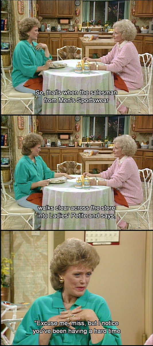 happy birthday to Betty White deliverer of this incredible joke
