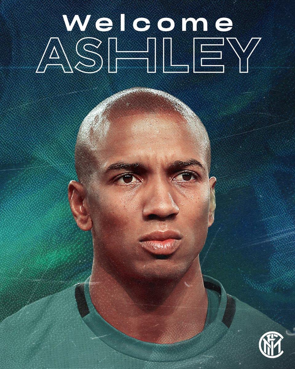 Officiel : Ashley Young signe à l'Inter Milan