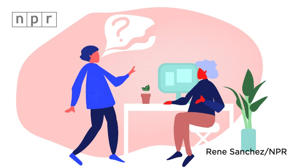The right mentoring relationship can be a powerful tool for professional growth — it can lead to a new job, a promotion or even a better work-life balance.Here's how to find a mentor, and make it work: https://n.pr/2R3Vq5O#MentoringMonth