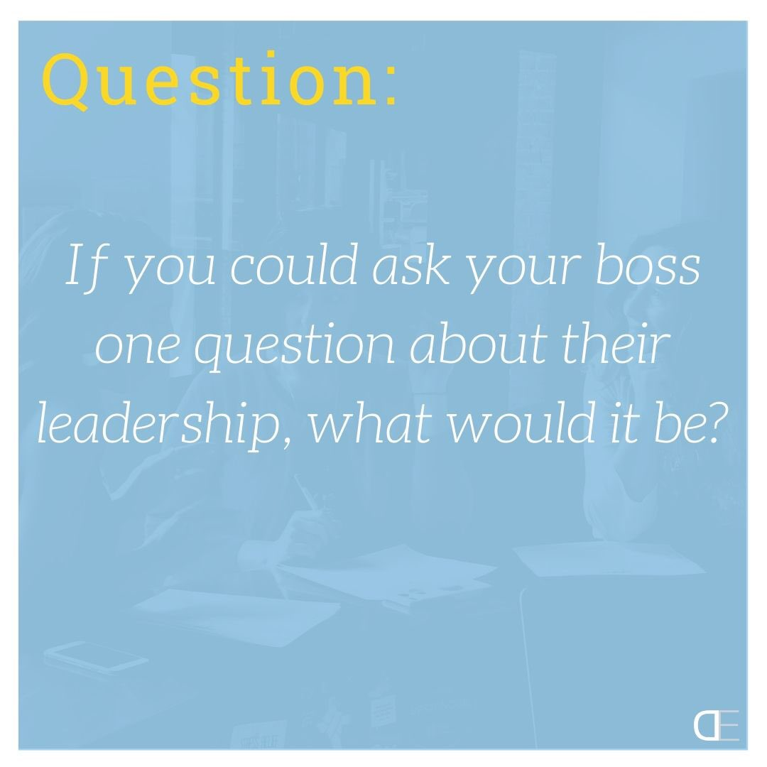 Everyone has a different leadership style, so what can you learn from those that are leading you? #DesignEd #wemakethingsbetter #leadership #workculture #designeducation #workplaceculture #corporateculture #consulting #cultureconsultantpic.twitter.com/qPAS2oFStX