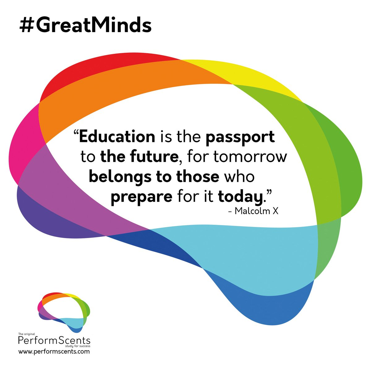 """""""Education is the passport to the future, for tomorrow belongs to those who prepare for it today.""""  - Malcolm X #GreatMinds #studyforsuccess #study #exams #studymotivation #studytime #highers #gsce #alevels #alevel #gcses #sqa #studyhacks #nat5pic.twitter.com/A6t5OMrDYC"""