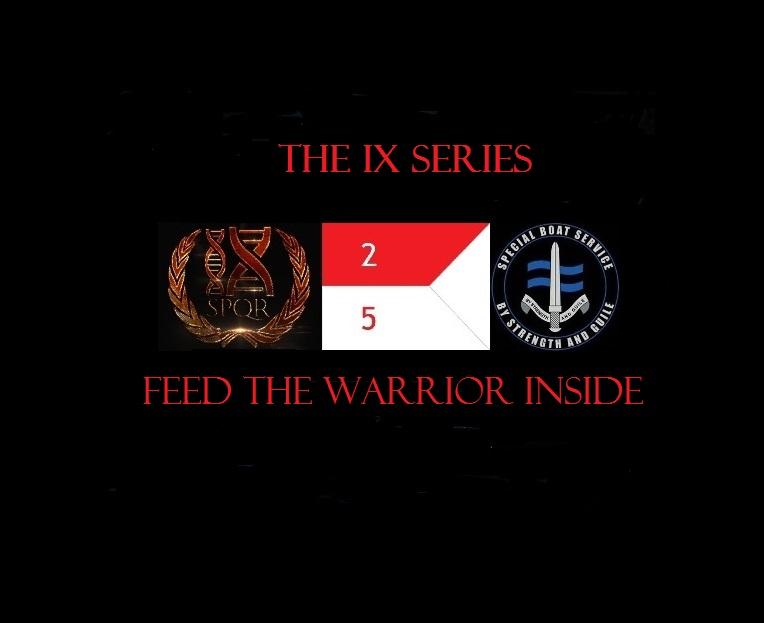 #IX  The IX Series – IX – Exordium – Prelude ▲  Feed the warrior inside... httpss://www.andrewpweston.com/ pic.twitter.com/L57Plqpq3M
