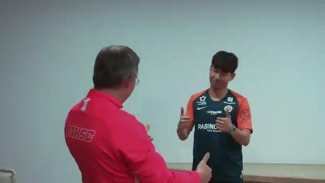 Officiel : Montpellier recrute le Sud-Coréen Yun Il-Lok