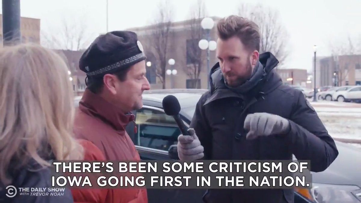 Why is Iowa the first state to vote in presidential primaries? Why doesn't voting begin in a more diverse state? @jordanklepper investigates: