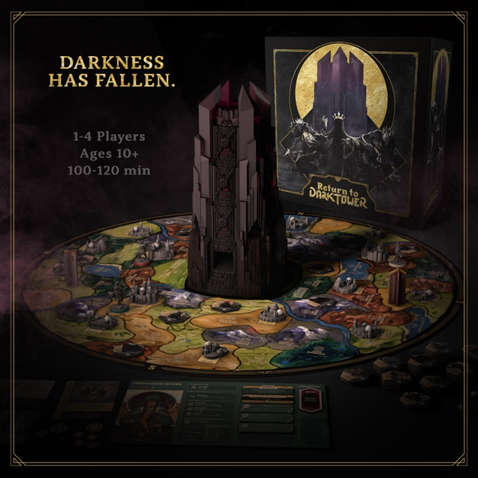 Check out Return to Dark Tower by Restoration Games on @Kickstarter - they used Fusion 360!  https:// autode.sk/2uUXeoQ    <br>http://pic.twitter.com/BPSTyZSZoT