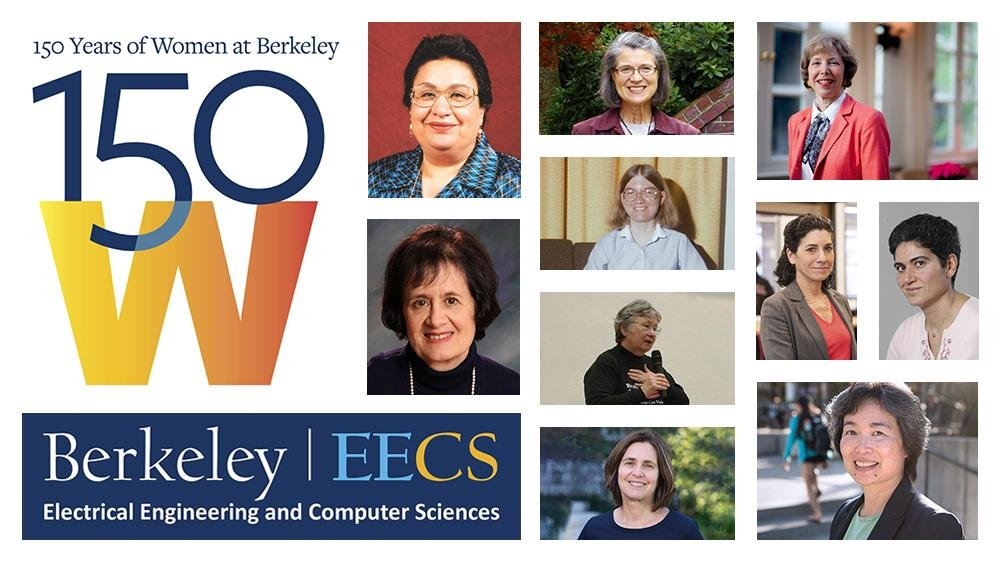 The First Women of EECS | EECS at UC Berkeley