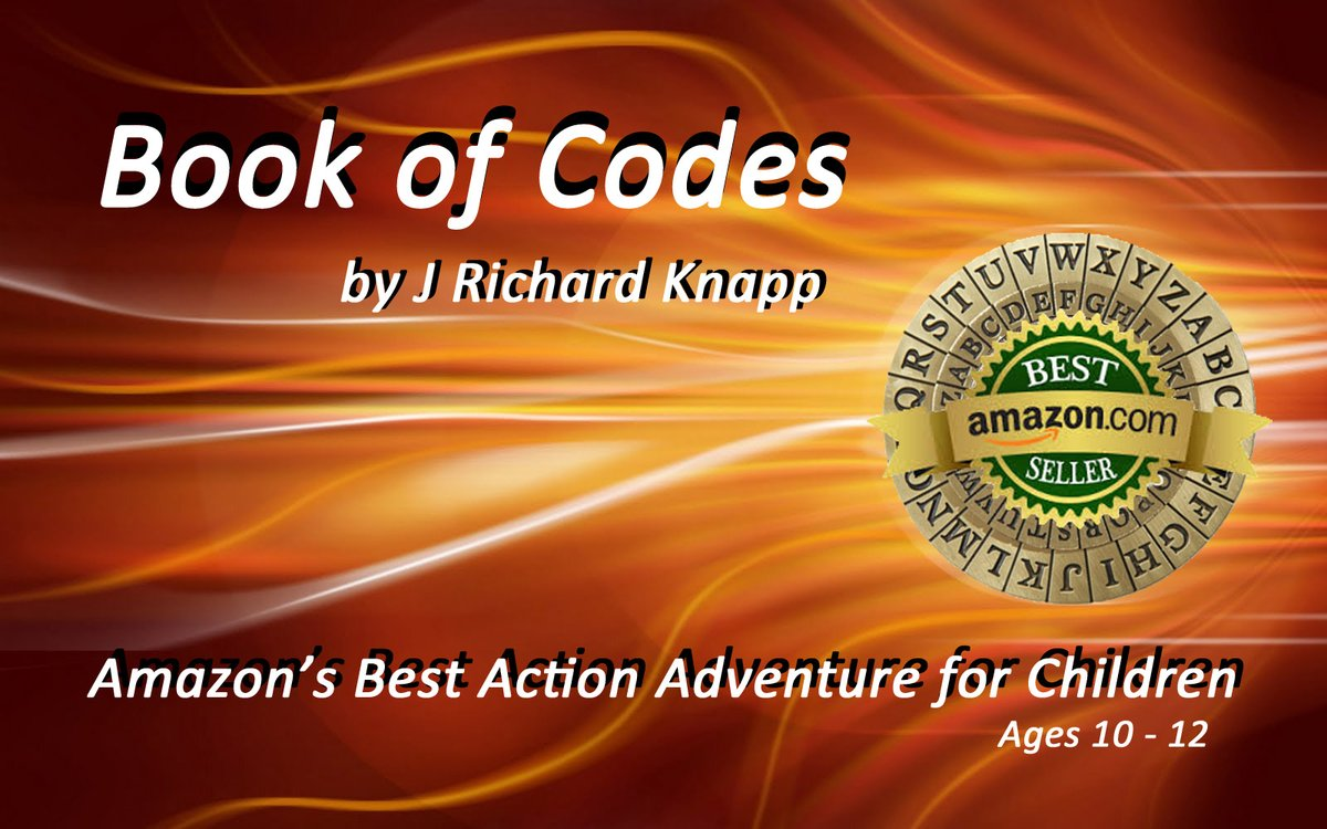 BOOK OF CODES ranking looking pretty good on #Amazon. #mystery #adventure #humor #children #teens https://www.amazon.com/Best-Sellers-Kindle-Store-Childrens-Humorous-Action-Adventure/zgbs/digital-text/10124611011/ref=zg_bs?_encoding=UTF8&tf=1…