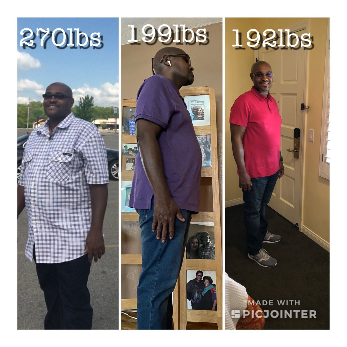 My keto journey I'm back on track to getting to 185 is my weight goal #ketodiet <br>http://pic.twitter.com/mlFpEgtDxX
