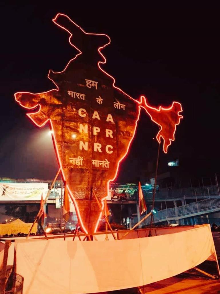 Shaheen Baug tumpar pure Hindustan ko naaz hai #ShahinBaghProtest #ShaheenBaug
