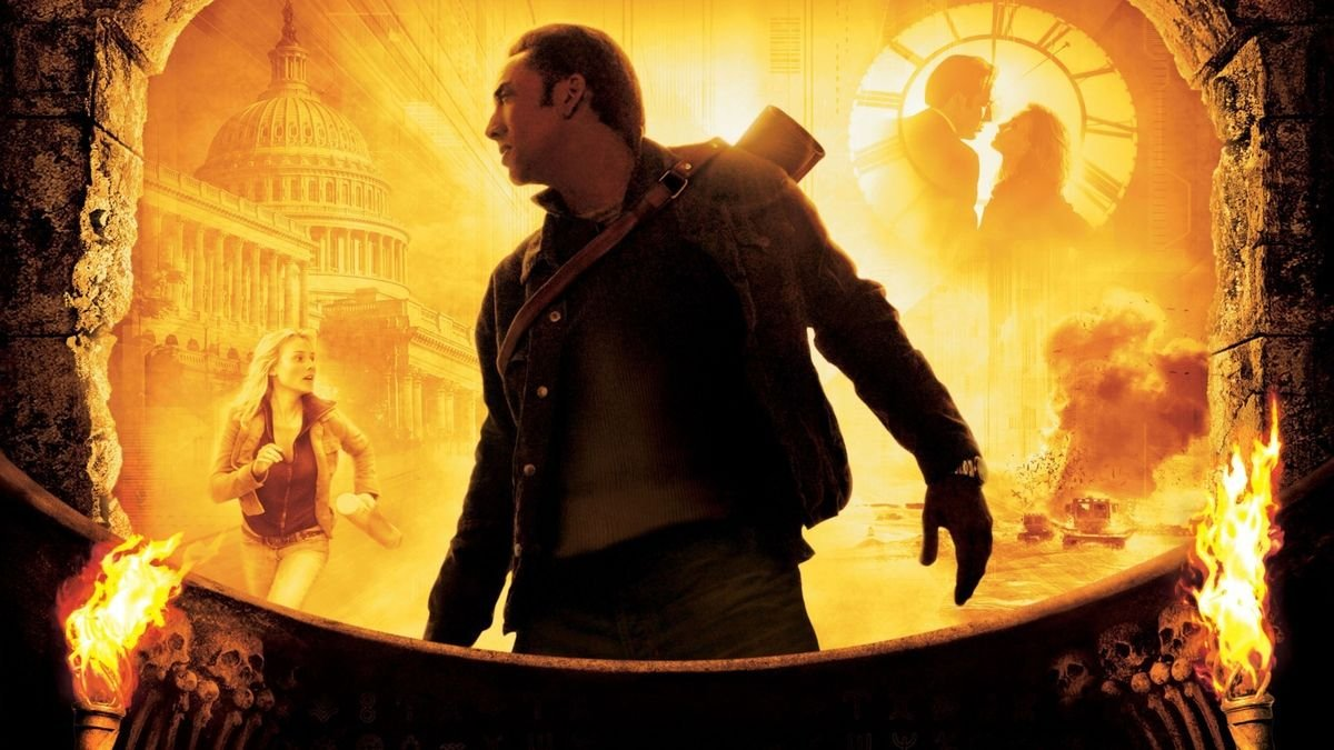 Disney is developing 'National Treasure 3' with Chris Bremner writing the script. Jerry Bruckheimer will return to produce  (via @THR | http://bit.ly/38hJt1S)