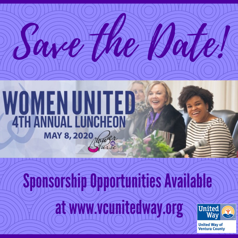 Join us for the #WomenUnited 4th Annual Luncheon! pic.twitter.com/Gvw2CR6hZB