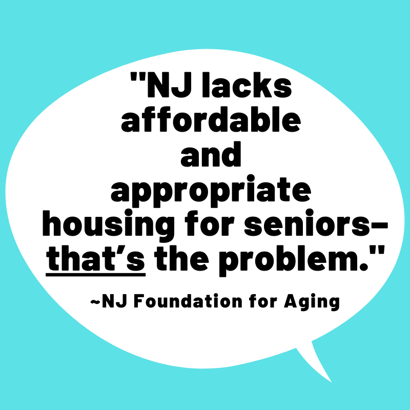 NJ lacks affordable and appropriate housing for seniors–that's the problem. The growing number of older adults here is NOT the problem. Thanks @NJTVonline/@njspotlight for covering our Senior Housing Forum! http://ow.ly/AIAH50xYmq4 #NJaging #seniorhousing #NJTVonline #NJSpotlightpic.twitter.com/Brfn5jquiq