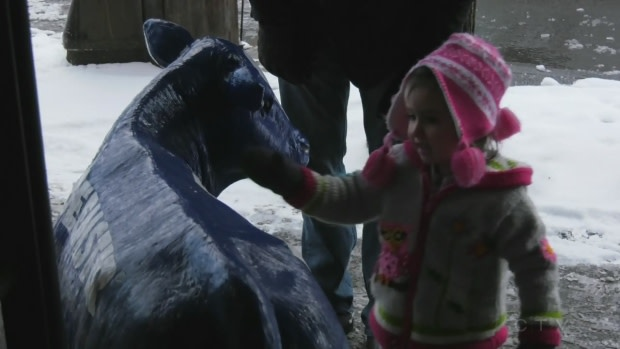 Thanks for the smiles, little Rian! Her heartwarming story of affection for the Beemster Cow statue is endearing, to say the least! 💙   #BeemsterCheese | #CowLove | #SweetestFans https://t.co/sGiuBvmWkj https://t.co/AxKr5mRaeB