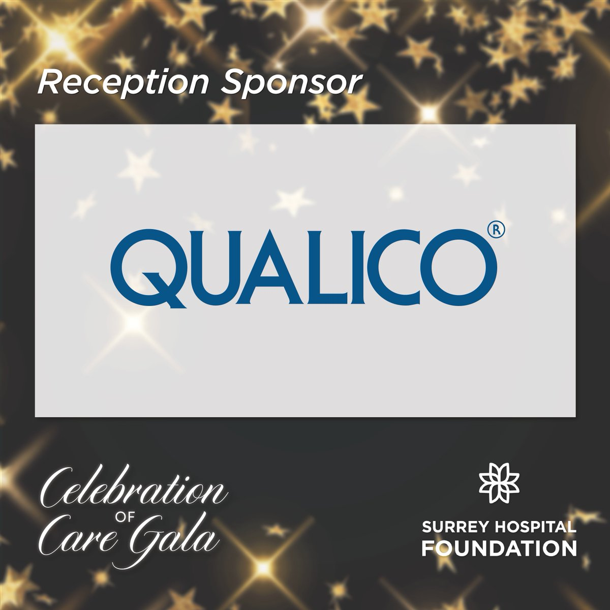 Thank you @QualicoComm for supporting us once again as our Reception Sponsor for the now sold out Celebration of Care Gala! We are grateful for your tremendous support. - Celebration of Care Gala Feb 22, 2020 Aria Banquet Hall https://surreyhospitalfoundation.com/gala/ #SurreyGownUp #SHFgala2020pic.twitter.com/3qlGVdSR0I