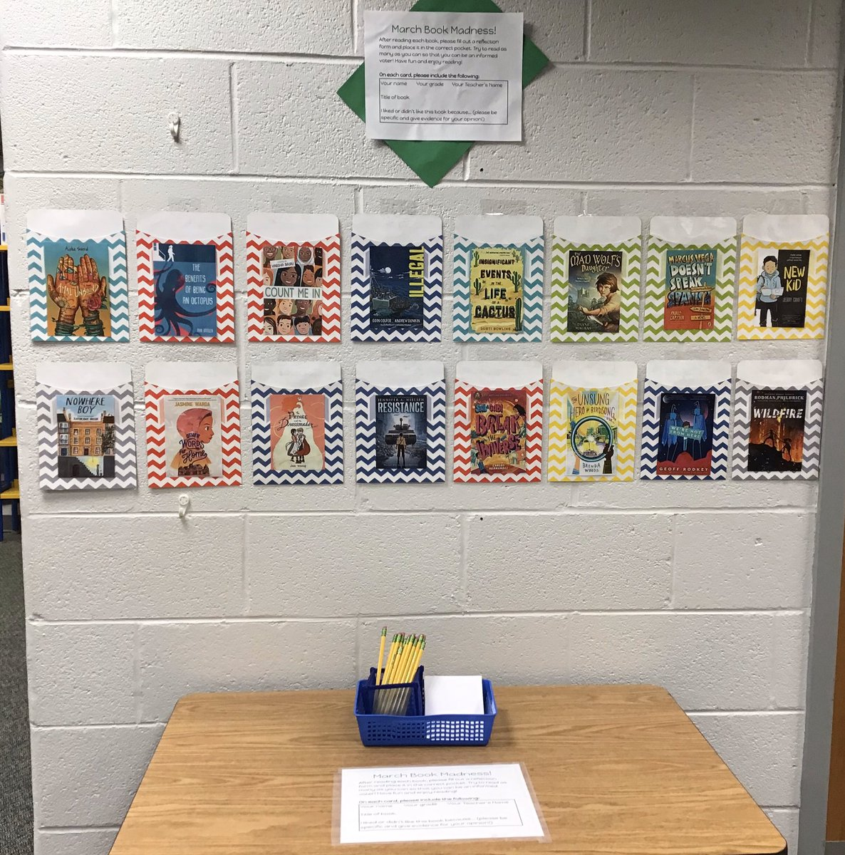 ATS Stars: get ready to reflect on March Book Madness books! <a target='_blank' href='http://twitter.com/APSLibrarians'>@APSLibrarians</a> <a target='_blank' href='http://twitter.com/APS_ATS'>@APS_ATS</a> <a target='_blank' href='http://twitter.com/APSLibraries'>@APSLibraries</a> <a target='_blank' href='http://search.twitter.com/search?q=2020MBM'><a target='_blank' href='https://twitter.com/hashtag/2020MBM?src=hash'>#2020MBM</a></a> <a target='_blank' href='https://t.co/JwpjnIIkYC'>https://t.co/JwpjnIIkYC</a>