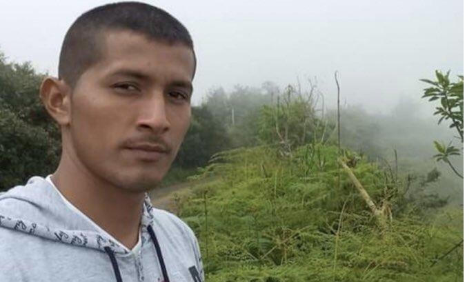 Nuestro equipo en #Putumayo da atento seguimiento a asesinato de Yordan Tovar, perpetrado ayer. Yordan era conocido por su férrea defensa de los derechos humanos @Albrunori @IvanDuque @MinInterior @DanielSamperO