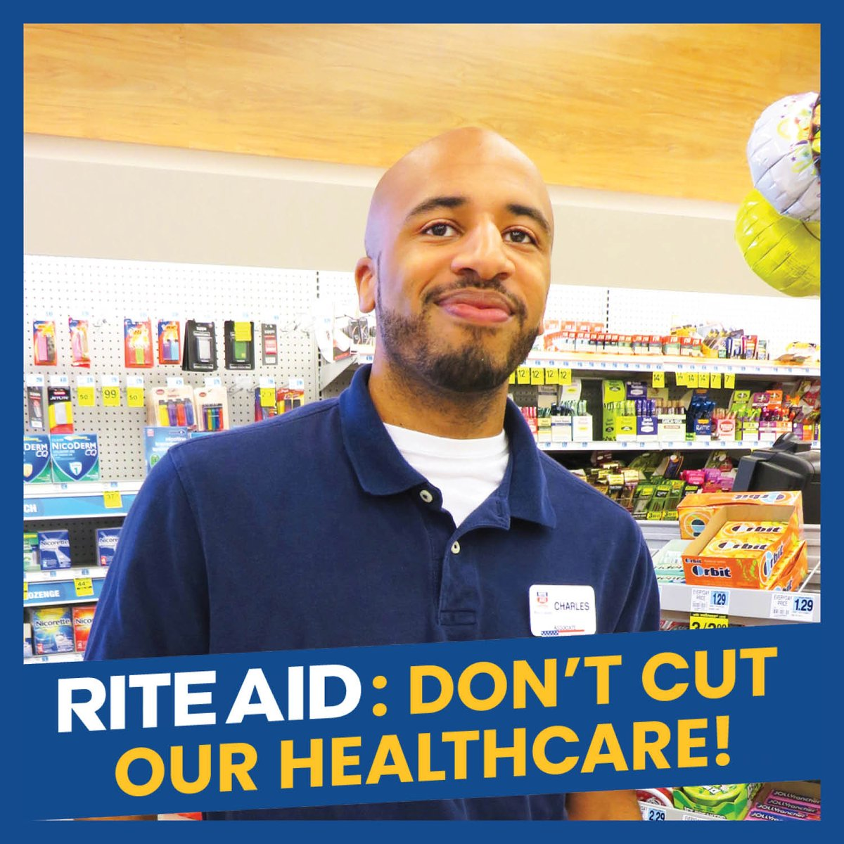Northern California #RiteAid Workers Vote to Reject the Company's Offer by 91% and authorize a strike if necessary to reach a fair labor agreement. Support #RiteAidWorkers fight to keep their benefits by signing the petition at  http://RiteAidWorkers.org/petition  $RAD #UFCW8 #UFCW #1u