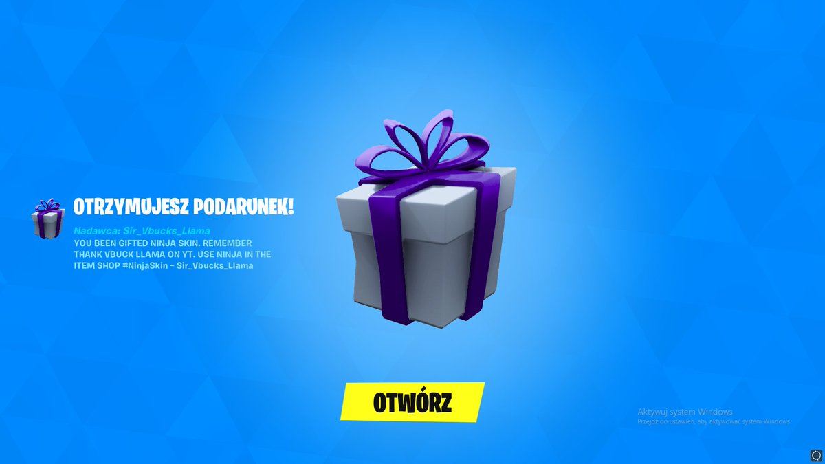 OH MY... @rainmanix99 @LlamaVbuck YOU GUYS ARE AMAZING! <3 HERE IS A VIDEO WHERE YOU CAN APPLY FOR A SKIN: https://www.youtube.com/watch?v=2fT-TSPrhrY… AND DISCORD: https://discord.gg/jnNwUt3 #NinjaSkin #Fortnite  #giveawaypic.twitter.com/y7FaC32LE3