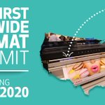 Image for the Tweet beginning: The first #wideformat U.S. summit