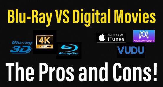 Blu-Ray vs Digital: Pros and Cons! https://youtu.be/e79E6GJWPRA #movieguy365 #bluray #4K #shopping  #bluraycollection #4kbluraycollection #blurays #movie #moviecollector #moviecollection #collector #collection #cinephile #audiophile #hometheater #movieaddict #blurayaddict #moviegram pic.twitter.com/UFCDz5h4pK