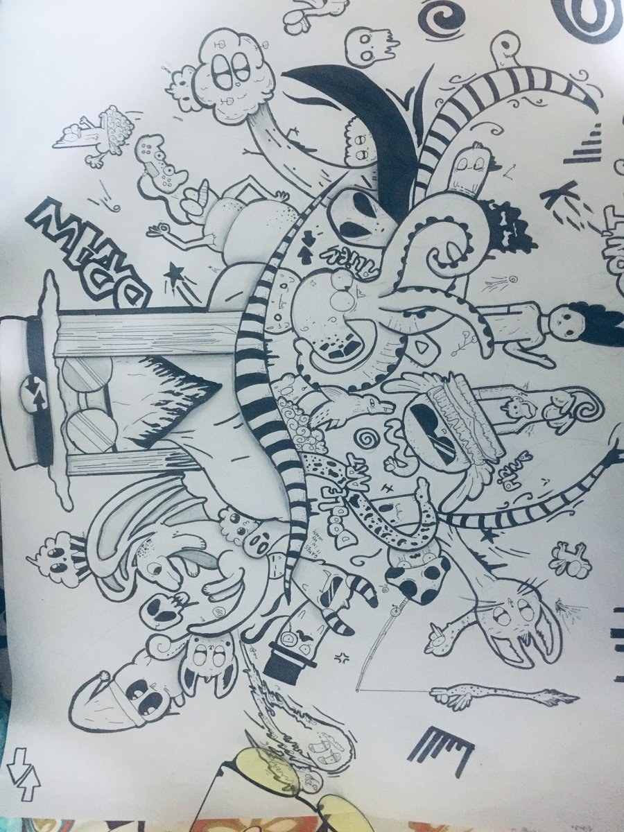 #draw #doodleart #tutodraw #2020pic.twitter.com/WlCefC0qwg
