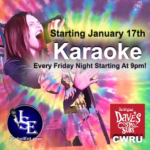 This Starts tonight!  #NewShowAlert  #Karaoke #JSE #JSabolEntpic.twitter.com/6NBVoAPjC7