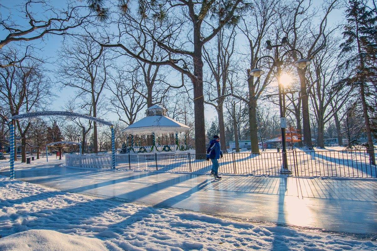 Have you visited #Brampton's skating rinks yet this season? They're magical! Lace up your skates for FREE winter fun at Gage Park, Mount Pleasant, Gore Meadows and Chinguacousy Park. Be sure to check rink status here: http://ow.ly/db1P50xBl4i pic.twitter.com/54f3WXjuKW