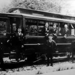 Image for the Tweet beginning: #FunFactFriday Public transportation in the