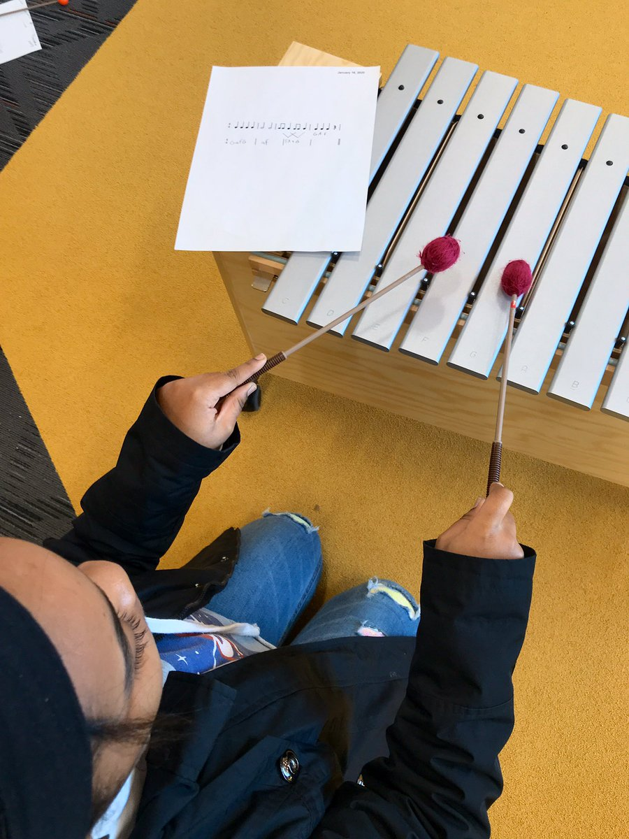 Day 2 of 5th grade compositions: Ms Mazur's class demonstrating differentiation by determining how to write their music; on a musical staff or letters under each note. <a target='_blank' href='http://twitter.com/APSArts'>@APSArts</a> <a target='_blank' href='http://twitter.com/Principal_Fleet'>@Principal_Fleet</a> <a target='_blank' href='http://twitter.com/Fleet_AP'>@Fleet_AP</a> <a target='_blank' href='http://twitter.com/APS_FleetES'>@APS_FleetES</a> <a target='_blank' href='http://search.twitter.com/search?q=fleetES'><a target='_blank' href='https://twitter.com/hashtag/fleetES?src=hash'>#fleetES</a></a> <a target='_blank' href='https://t.co/cieKgmO4uv'>https://t.co/cieKgmO4uv</a>