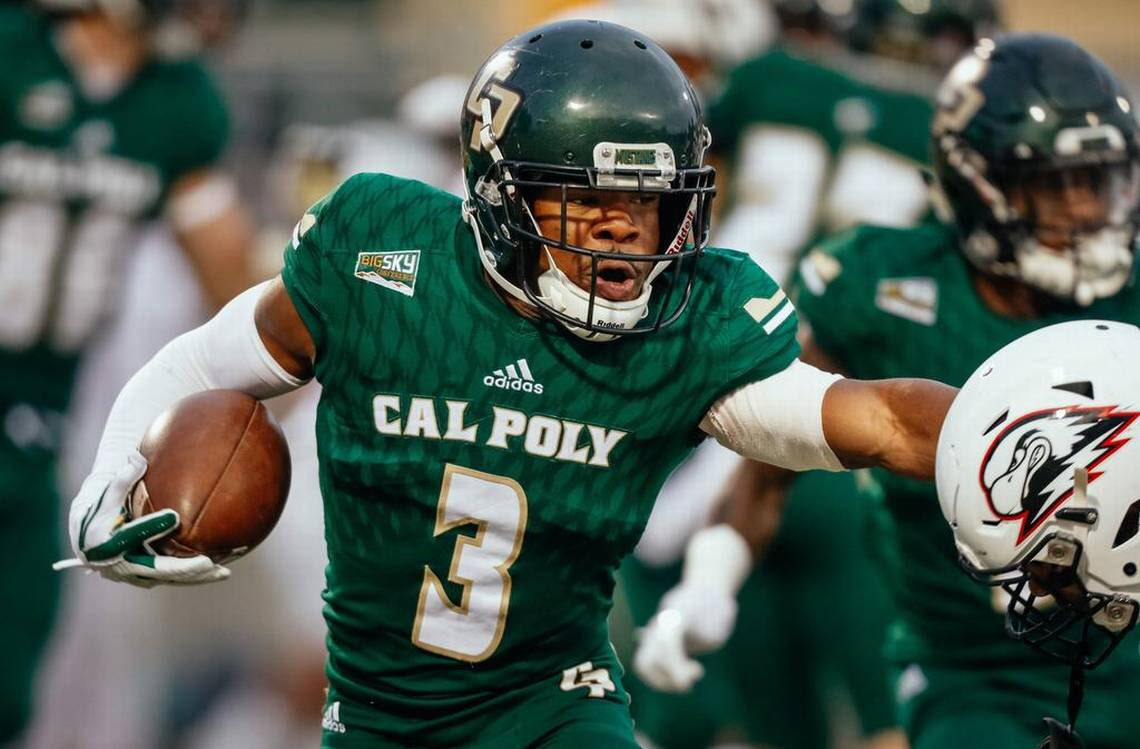 Blessed to announce i've received an offer from California Polytechnic State University. <br>http://pic.twitter.com/R9KAFyUwbk