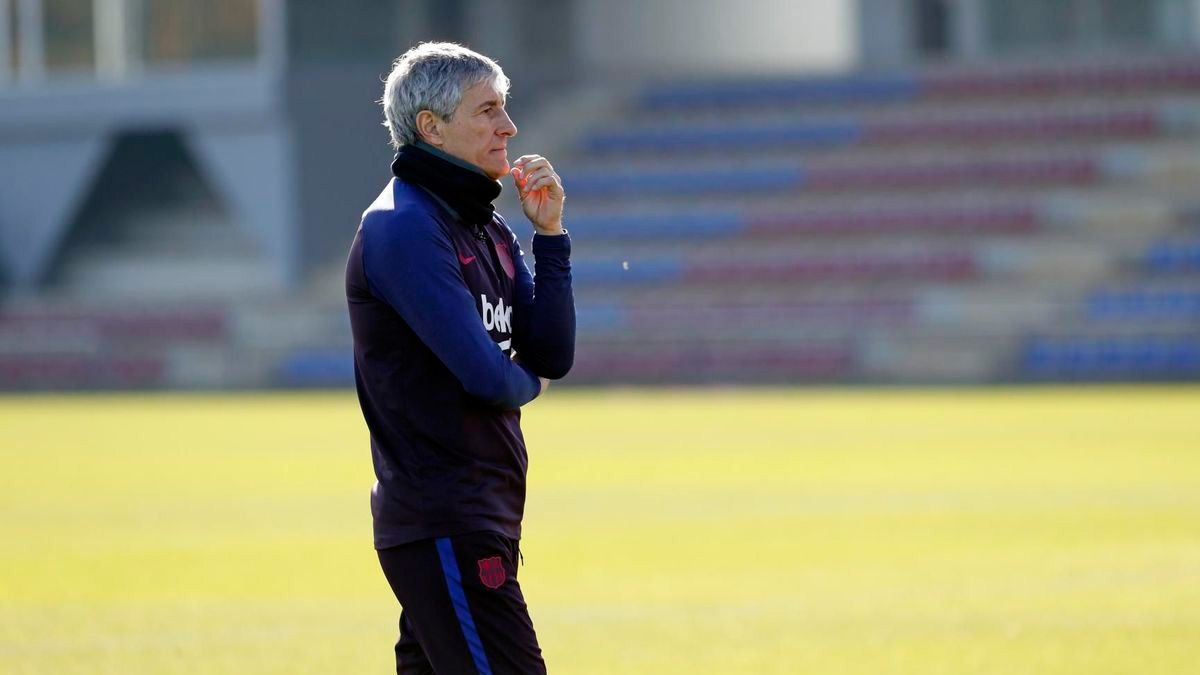 Setien says Lionel Messi's numbers for Barcelona are astronomical