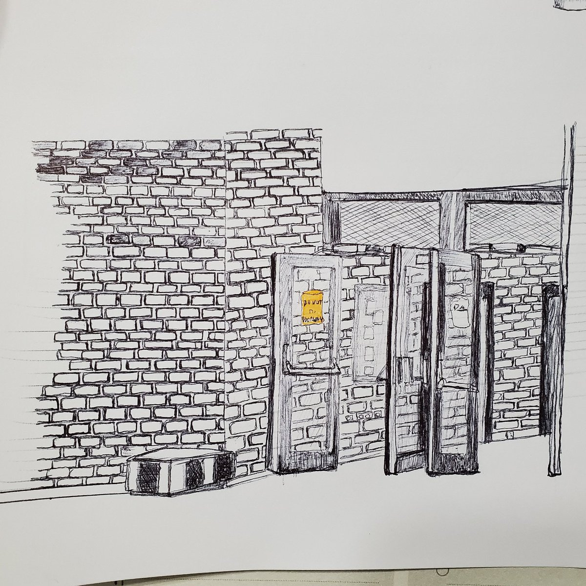 #urbansketching #boceto #sketch_daily #sketchbook #ink #dibujo #sketchoftheday #urban_sketch #doodleart #office #officesupplies #drawing #illustration #inspired #art #artwork #artsaves #black #ballpointpen #ballpointpendrawing #yellow #pen #miniaturepainting #light #designpic.twitter.com/Em5mlekauK