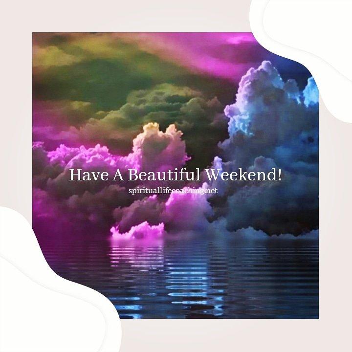 Have a beautiful weekend everyone. Stay blessedhttp://spirituallifecoaching.net  #divinefeminineenergy #masculineenergy #positivity #lawofattraction #healing #growth #meditation #chakras #manifesting #awareness #mentalismpic.twitter.com/MNOCvBW31q
