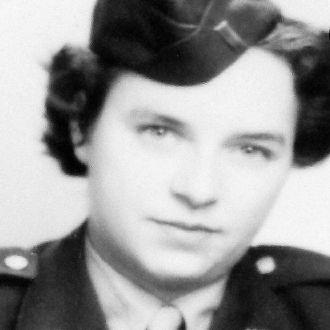 @CharlesPPierce @GregTheC EXACTLY 1944, Okinawa, Purple Heart decorated vet. Also known as mom.