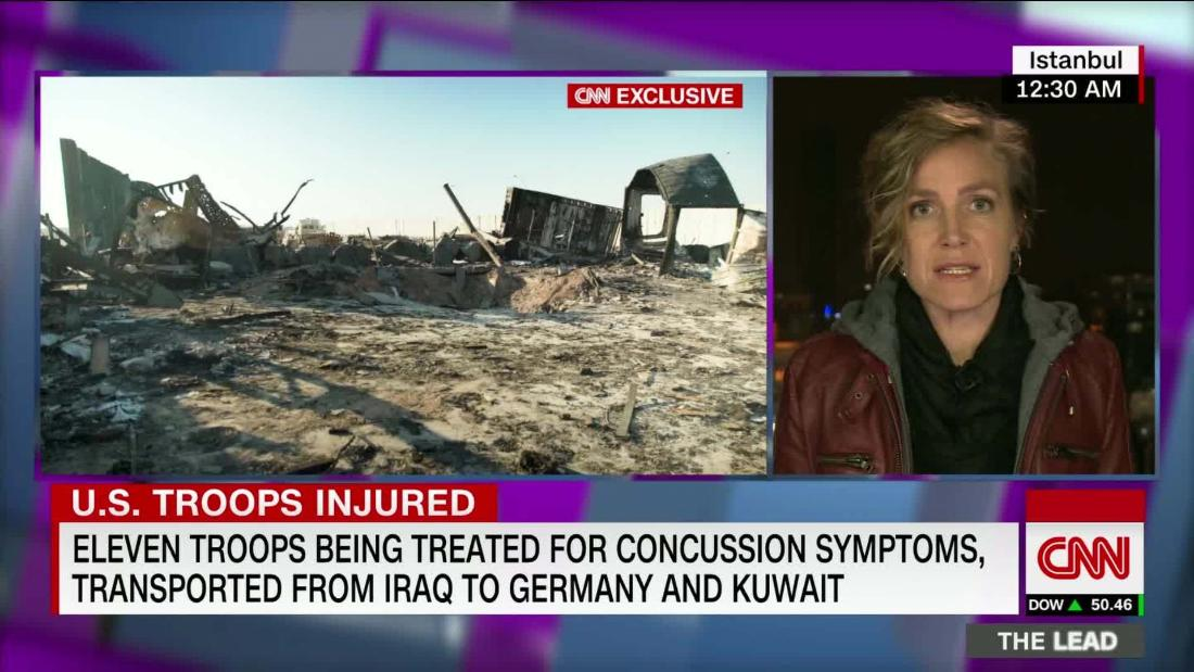 Pentagon now says 11 U.S. servicemembers were injured in Iran attack @arwaCNN reports cnn.it/36776su