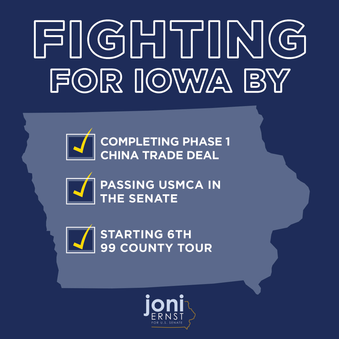 What a great week for Iowa!