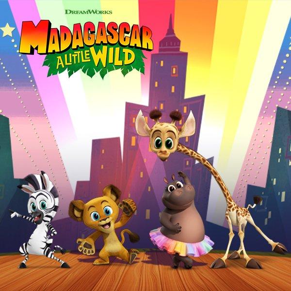 madagascar franchise characters