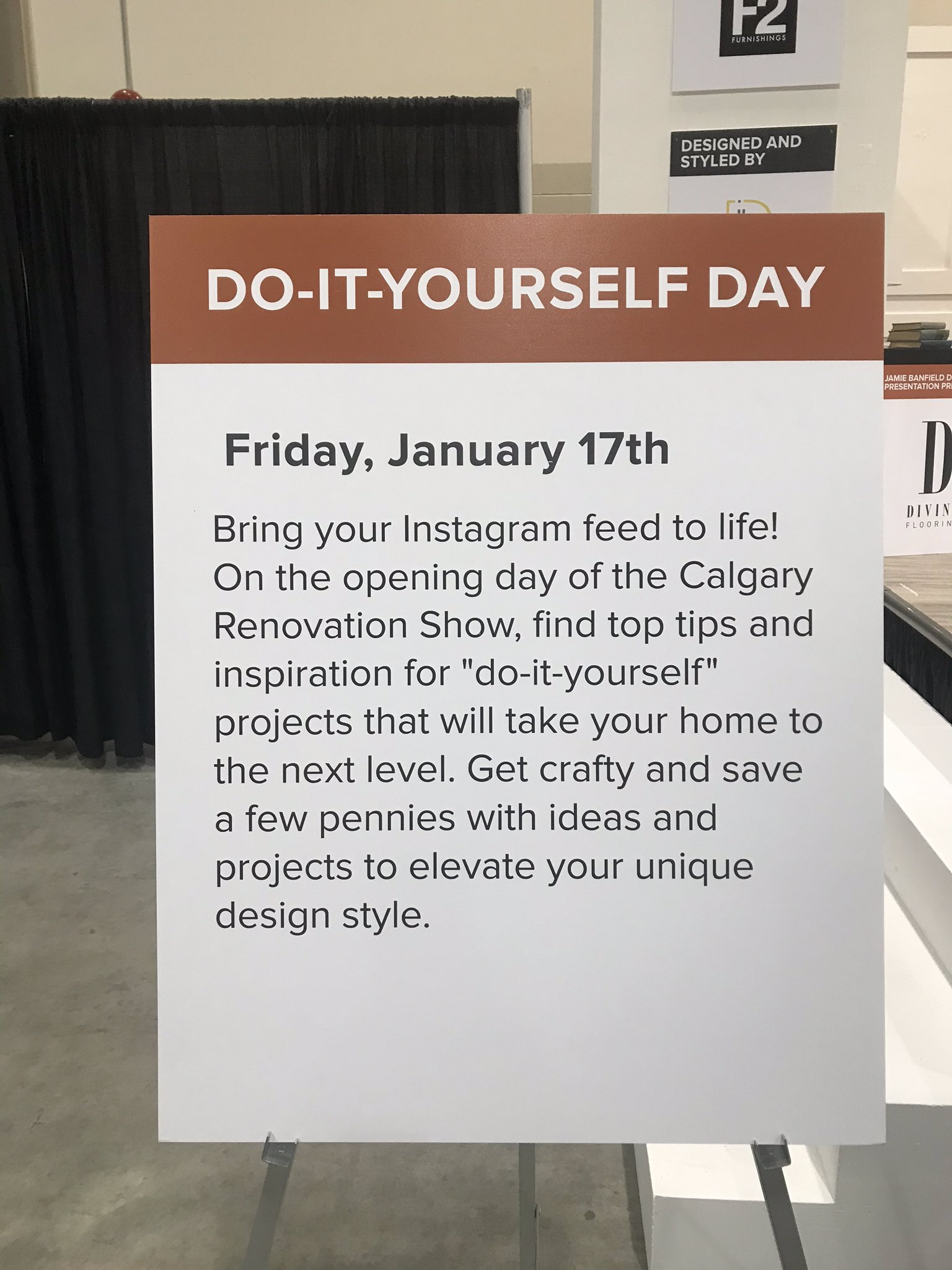 Calgary Home Shows On Twitter Did You Know It S Diy Day Today At Crs20 Find Everything You Need To Get That Home Improvement Project Finished Chat To The Experts Who Can Help