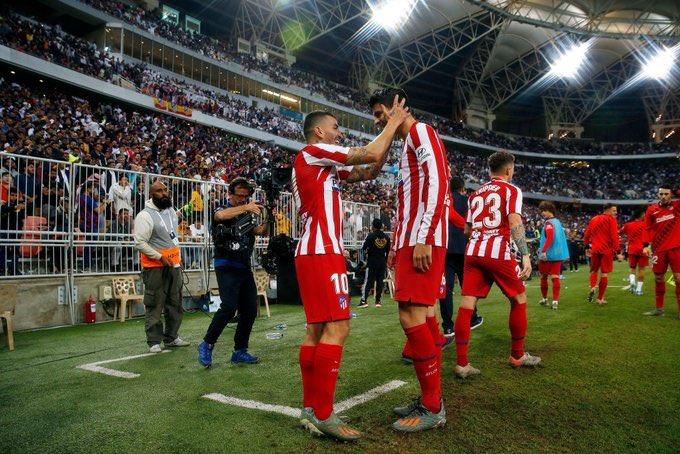 JOUR DE MATCH • La Liga | Journée 20  • @EibarFRA   • Ipurua Municipal Stadium  • 21h00  • Bein Sport 5 (FR)  • #EibarAtletipic.twitter.com/uknTC3fBvG