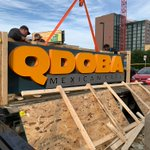 Image for the Tweet beginning: New look for QDOBA West