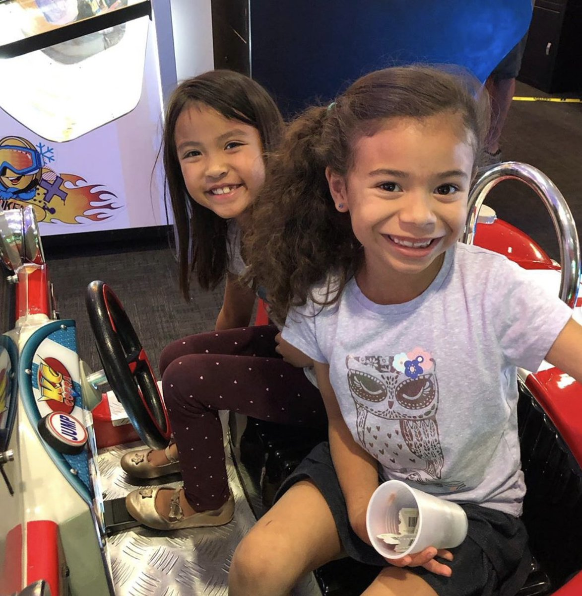Ready, set, win! Grab your bestie and explore all the fun our game room has to offer!   Visit https://t.co/BeqFavT7yR to find your nearest Peter Piper Pizza.  📸 by: Trihna K. https://t.co/QgHtSSXmuw