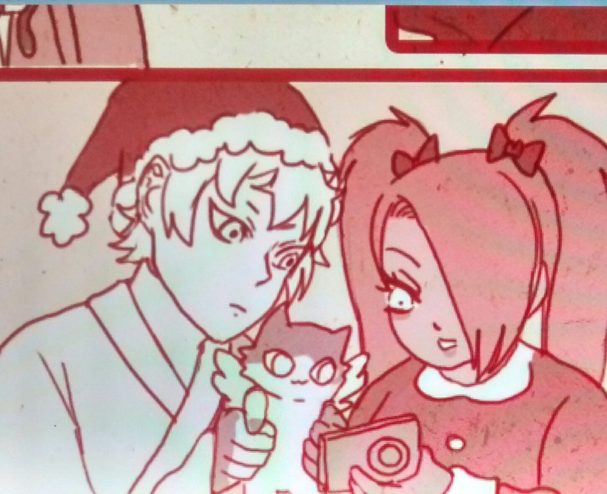 Btw I haven't forgotten the Christmas comic(Jesus only me doing Christmas on January...) Maybe soon, who knows. This is one of my fav panels. <br>http://pic.twitter.com/gJkYSgANXc