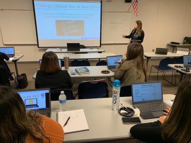 Top story: @CeresUSD: 'Student teachers spent a morning with CUSD Education Technology Specialists discovering tools teachers can embed in their lessons to check for understanding and that students can use to demonstrat… pic.twitter.com/1fPNqSd32U, see more http://tweetedtimes.com/v/2126?s=tnp