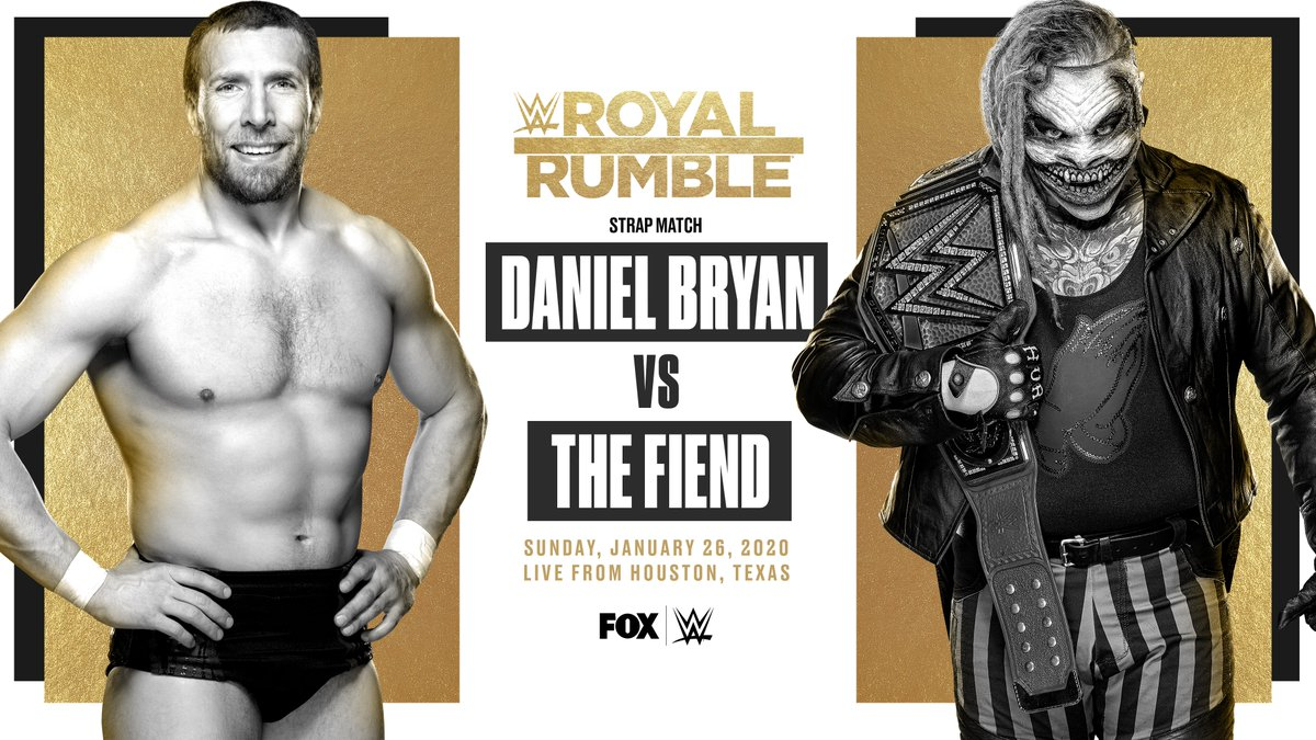 @WWEonFOX's photo on The Fiend