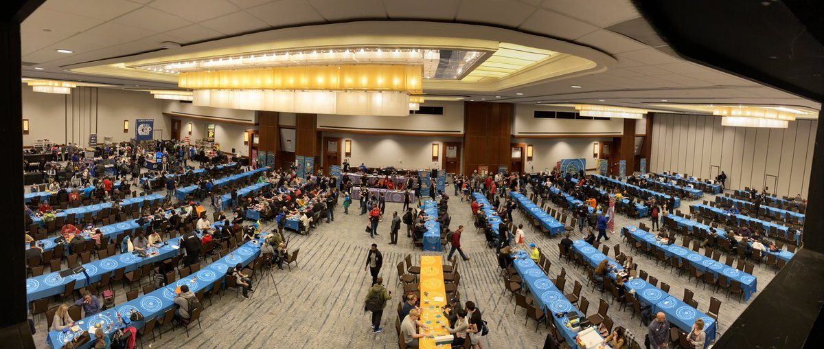Welcome to the Pokémon regional tournament!  There are many battles set up over the next 3 days.  You can watch it live regional battles happening on https://t.co/dhJ3ky6aML  #Play!Pokémon #hyattdfw #hyattregencydfw https://t.co/rYOfG5Ceol