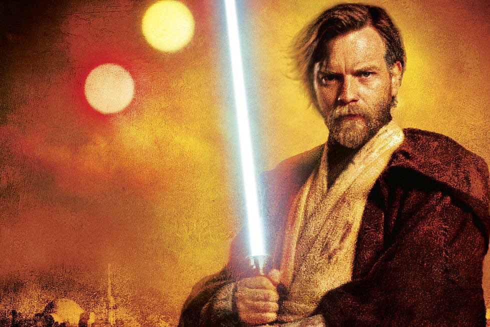 Ewan McGregor's reps confirm the 'Obi-Wan Kenobi' show for Disney+ is still moving forward after calling rumors 'totally inaccurate'   (via @TheWrap) #StarWars